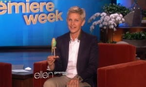 Perfect Polly on Ellen